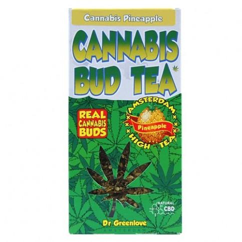Čaj Cannabis s ananásom