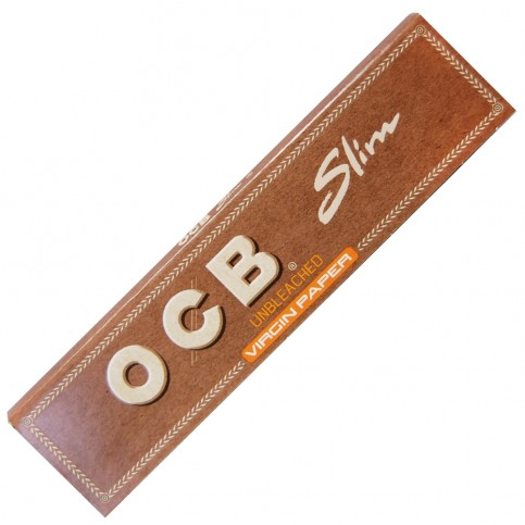 Papieriky OCB – Virgin Slim