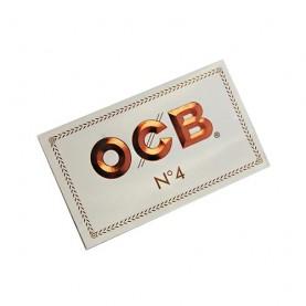 Cigaretové papieriky OCB WHITE No. 4