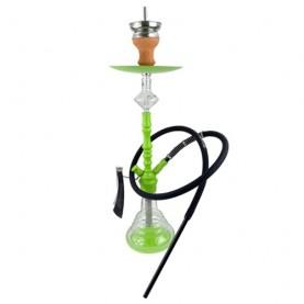 Vodná fajka DUD Zelená Birdy 50 cm