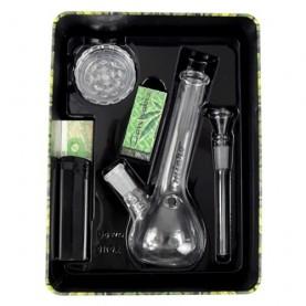 Micro bong Amsterdam gift set