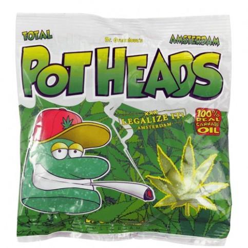 Gumené cukríky Cannabis Pothead 100 g