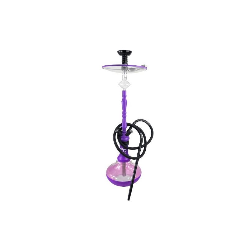 Vodná fajka DUD Temple Purple 82 cm